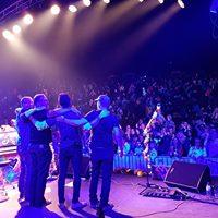 Viva la Coldplay live at Winnington Park RFC Northwich