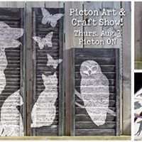 Barking Dog is attending The 2017 Picton Art &amp Craft Sale