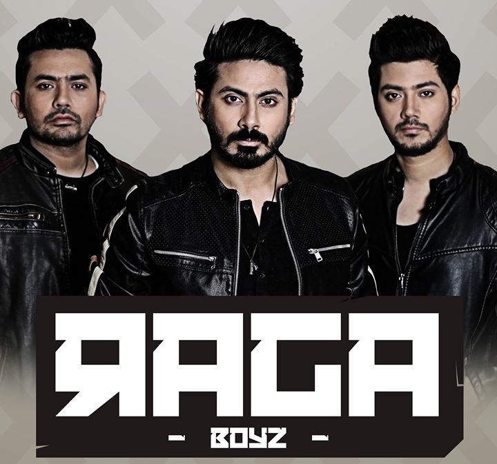 Raga Boyz live in London at Holiday Inn London - Wembley, Greater London
