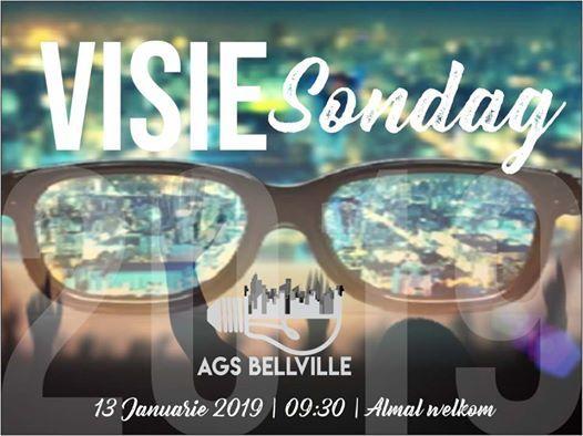2019 Visie Sondag
