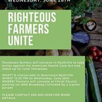 Farmers against the AHCA