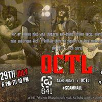 Band Night - 1 ( OCTL band )