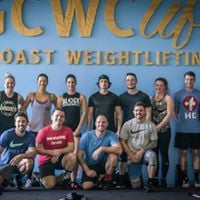 Weightlifting Clinic at GCWC
