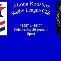 Altona Roosters 30 Years Anniversary Reunion Weekend.