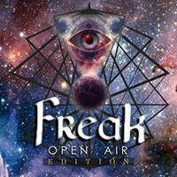 Freak psytrance - Open air edition