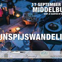WijnSpijs Wandeling  Middelburg