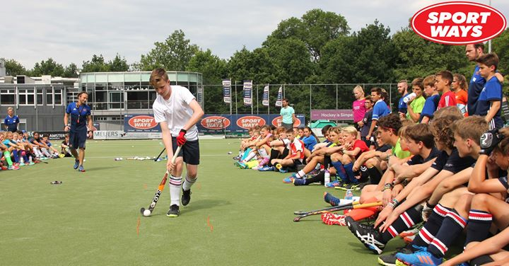 Amsterdam 5. Elite & Drijver Goalie Hockey Camp