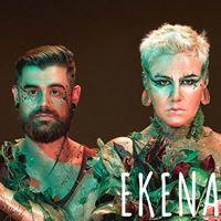 Ekena no Sesc Araraquara - Show do novo disco &quotN&quot