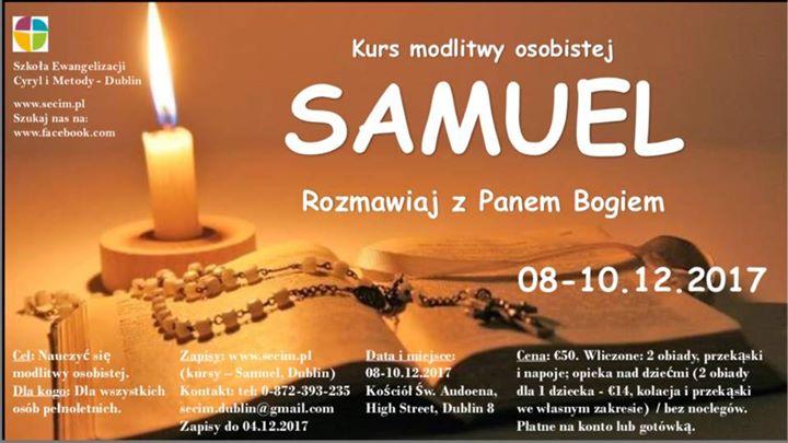 SAMUEL Kurs Modlitwy Osobistej