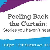 Peeling Back the Curtain Stories You Havent Heard