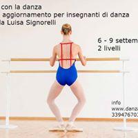 Corso di aggiornamento per insegnanti di danza classica