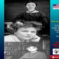 Three Generations of New England Women Poets