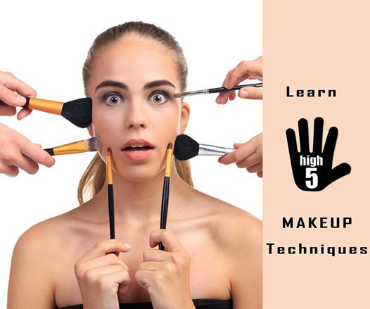 Big 5 Makeup Problem Hit for Hi5 Self Makeup Techniques