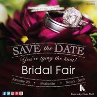 Save the Date Bridal Fair