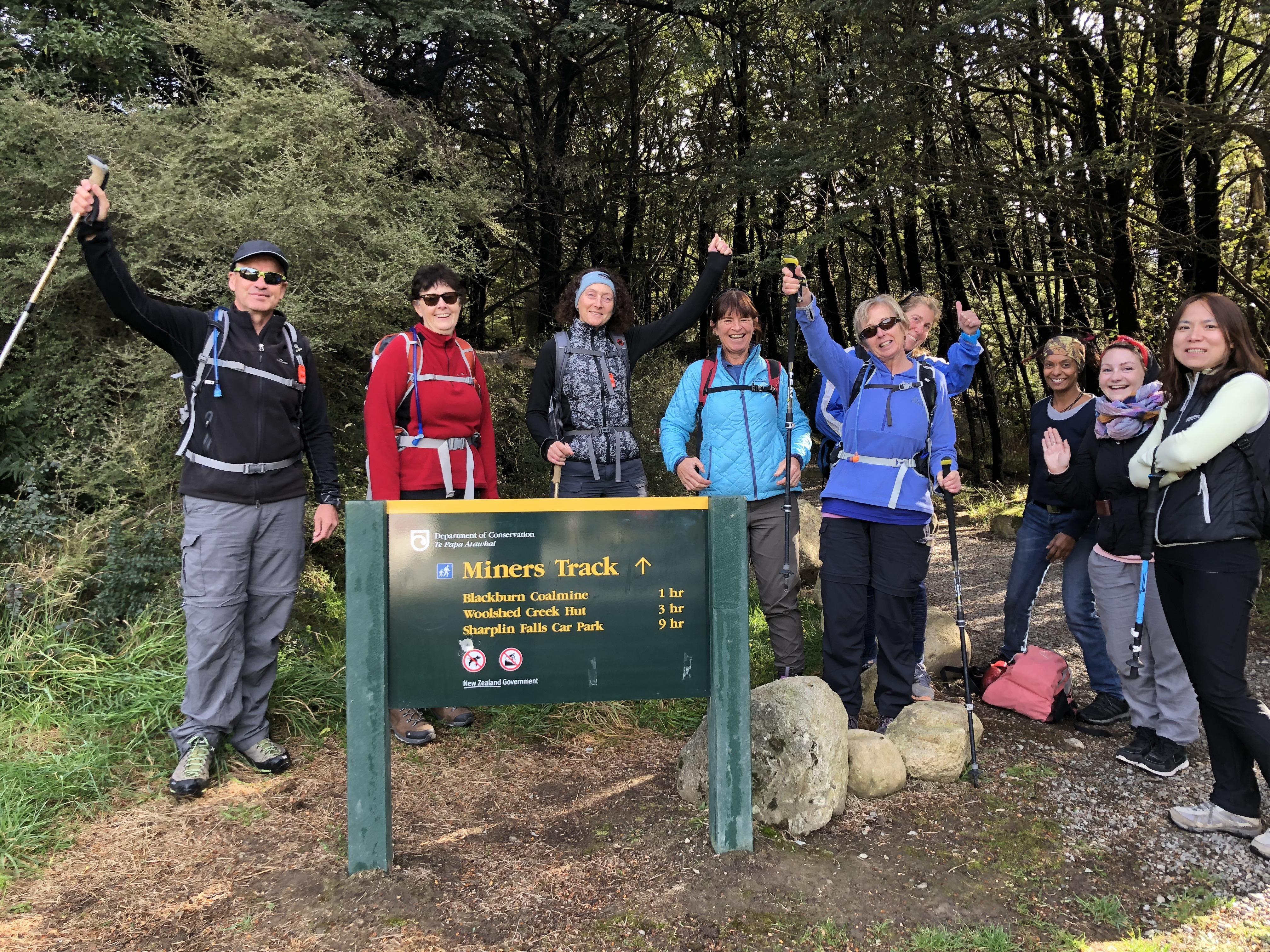 Mt Somers Track Walk