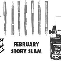 February Story Slam - &quotLove and Loss&quot Theme