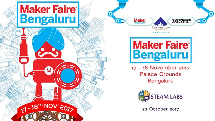 Maker Faire Bengaluru Coming Soon