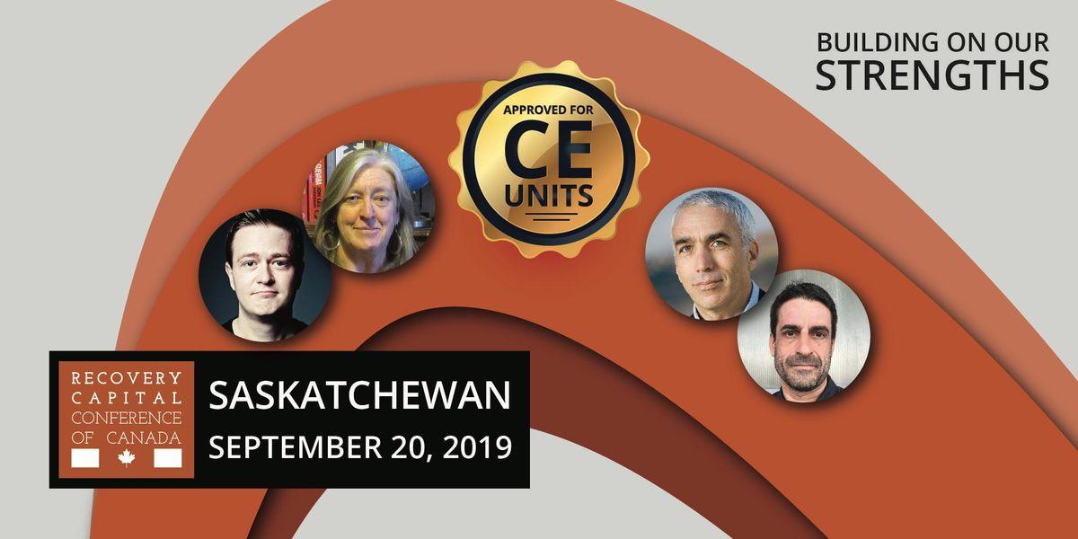 Recovery Capital Conference of Canada - Regina Saskatchewan