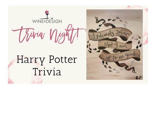 Harry Potter Trivia Night Carolina