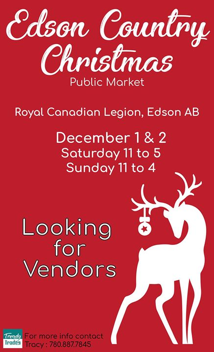 Country Christmas Public Market