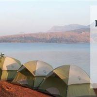 Pawana Lakeside camping Lonavala on 30th April17