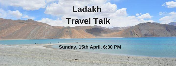 Ladakh - Travel Talk