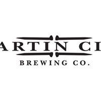 Martin City Brewing Company Tasting