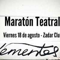 Maratn Teatral - Dementes
