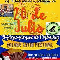 Fiesta De La Independencia De COLOMBIA