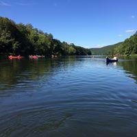 Questors Canoe Trip