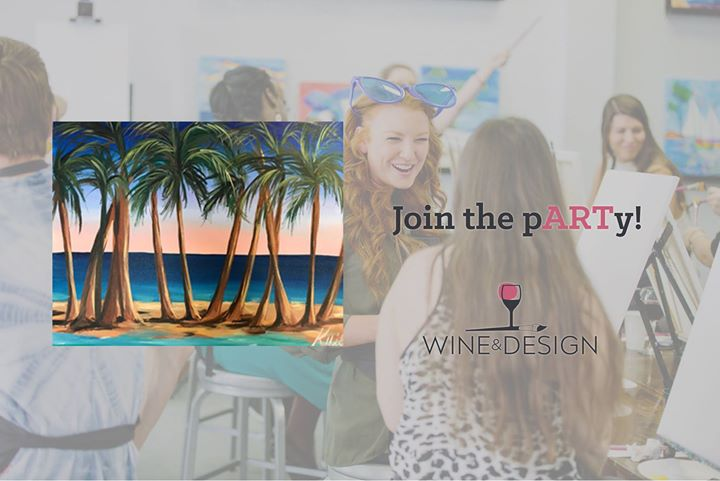 Bahama Day Dream At Wine Design Lees Summit