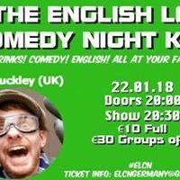 ELCN Comedy Night Karlsruhe