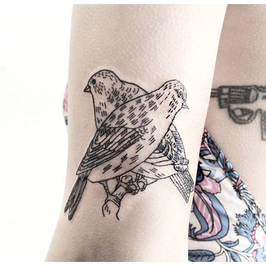 Guest tattoosbydenrosas