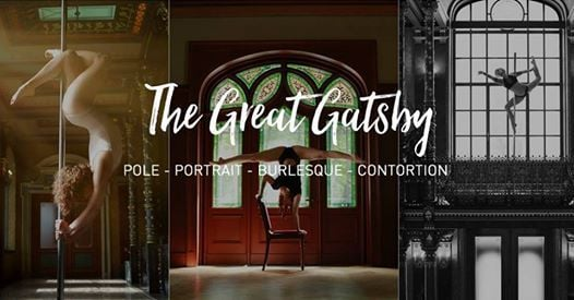 The Great Gatsby and the roaring twenties Photoshooting-Event