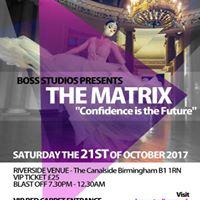 The Matrix Fashion Show