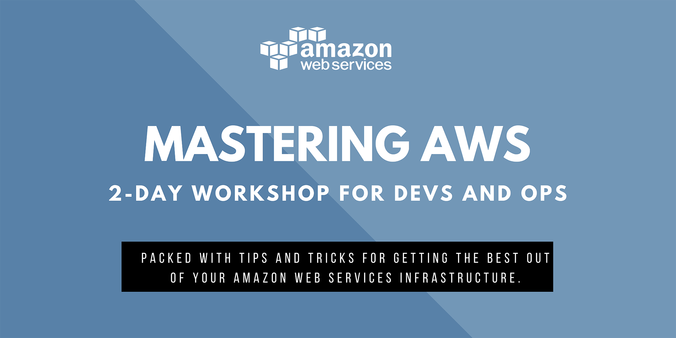 TOP Mastering Amazon Web Services (Stockholm)