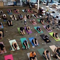 5 Yoga Class with Pitt PT