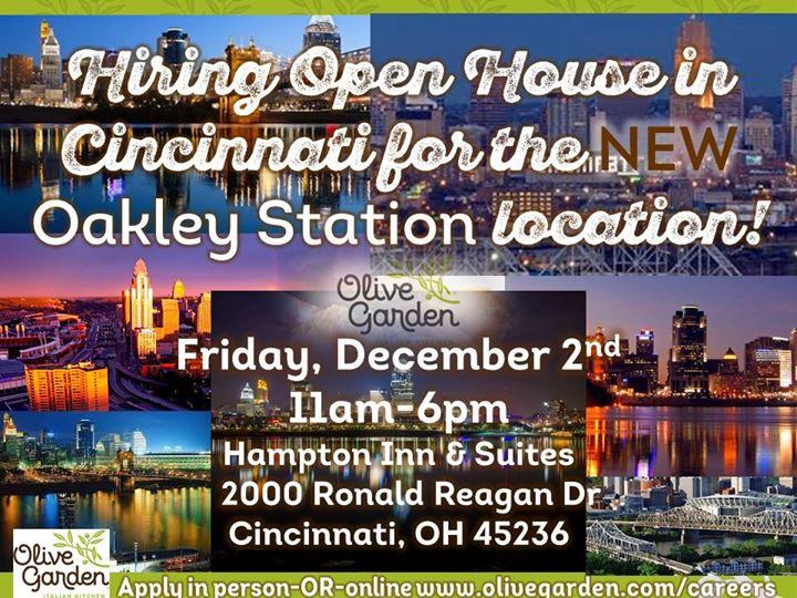 New Cincinnati Oakley Station Open House At Hampton Inn Suites Cincinnati Kenwood Cincinnati