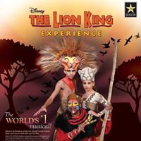 Disneys the LION KING Experience  special preview
