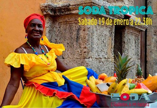 Soda Tropica Session07 (msica Afrocolombiana)