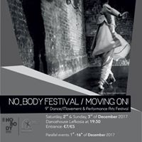 No_Body Festival  Moving on