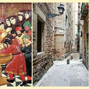Barcelona jueva i cristiana ms la Catedral