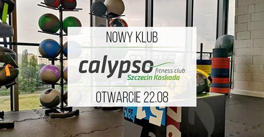 c3a9b307b Otwarcie Calypso Fitness Szczecin Kaskada at Galeria Kaskada, Szczecin