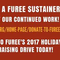 Furees 2017 Holiday Fundraising Drive