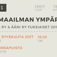 IA SOS &amp ni - Fuksiaiset 2017 First year students party