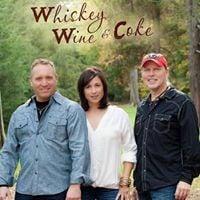 Whiskey Wine & Coke