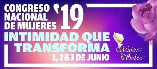 Congreso Nacional de Mujeres Intimidad que Transforma