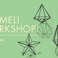 Workshop i himmeli - finsk geometrisk halmsljd (fulltecknad)
