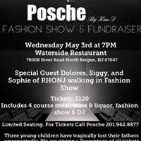 Posche Fashion Show &amp Fundraiser
