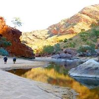 Trek the Red Centre for cancer with Team Flinders